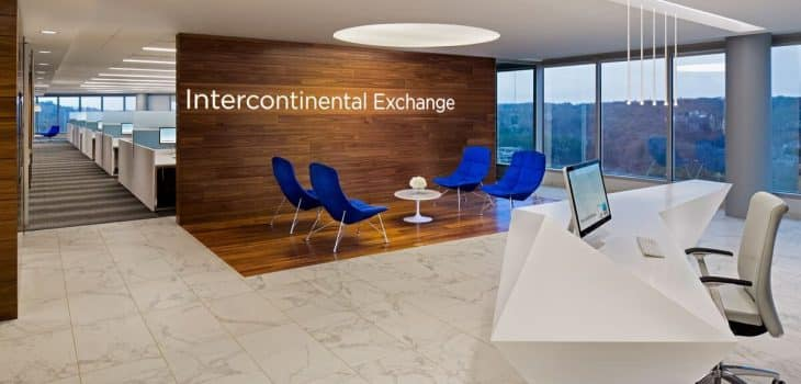 Intercontinental Exchange Joins