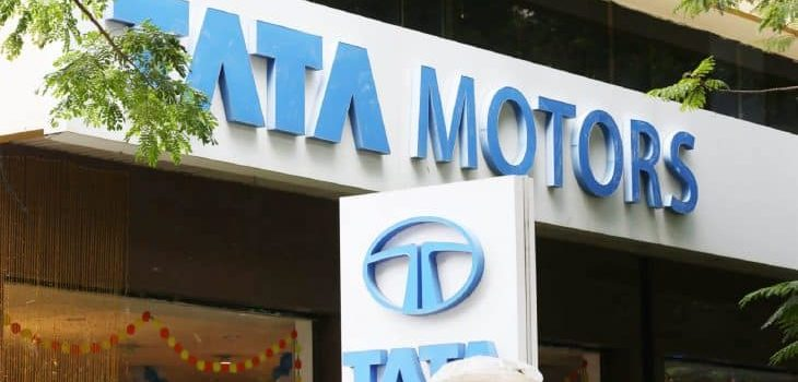 Tata Motors Posts Record