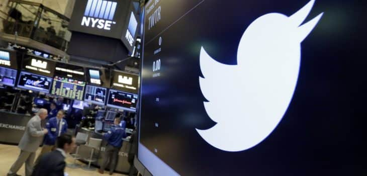 Twitter Suffers Decline