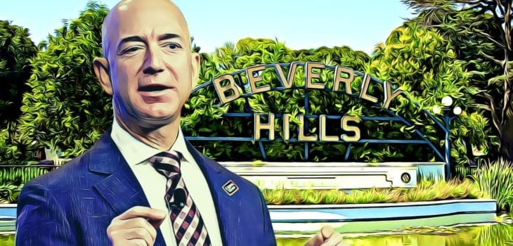 Bezos buys Warner Estate in Beverly Hills