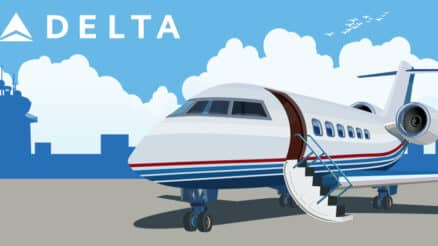 Delta Airlines Asks 3000 of Its Employees to Consider LWP