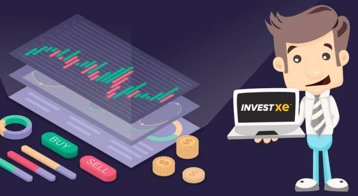 InvestXE as Cryptocurrency Trading Platform